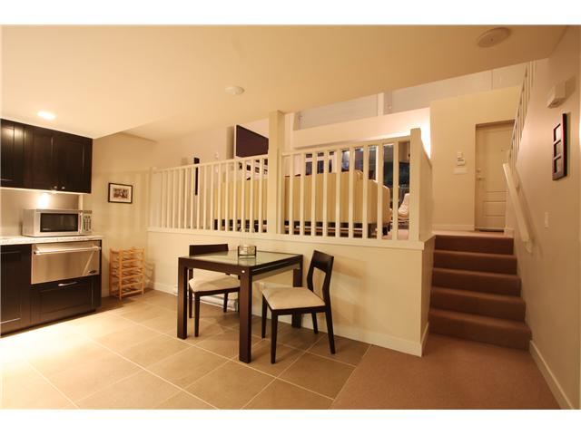 "Photo 6: 418 HELMCKEN Street in Vancouver: Downtown VW Townhouse for sale in ""H&H"" (Vancouver West)  : MLS(r) # V855364"