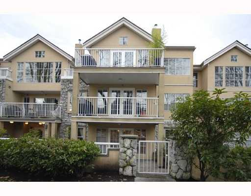 Main Photo: 108 655 W 13TH Avenue in Vancouver: Fairview VW Condo for sale (Vancouver West)  : MLS® # V751500