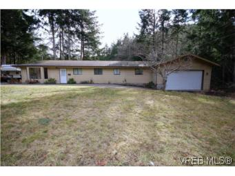 Main Photo: 4525 Lindholm Road in VICTORIA: Me Kangaroo Single Family Detached for sale (Metchosin)  : MLS® # 259154