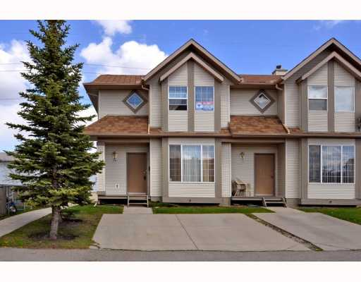 Main Photo: 10 SHAWBROOKE Court SW in CALGARY: Shawnessy Townhouse for sale (Calgary)  : MLS® # C3377313