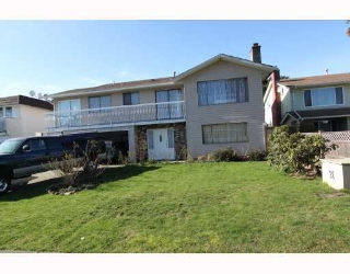 Main Photo: 4171 DANFORTH Drive in Richmond: East Cambie House for sale : MLS®# V808554
