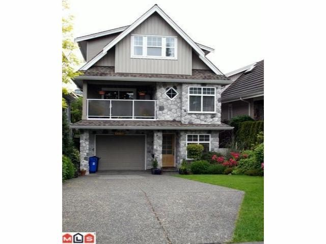 "Main Photo: 15465 THRIFT Avenue: White Rock House for sale in ""SOUTHLANDS"" (South Surrey White Rock)  : MLS® # F1014984"