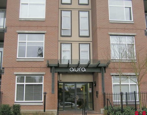 "Main Photo: 414 10788 139TH Street in Surrey: Whalley Condo for sale in ""AURA"" (North Surrey)  : MLS® # F2927833"