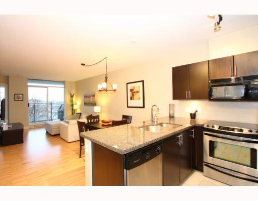 "Main Photo: 304 2520 MANITOBA Street in Vancouver: Mount Pleasant VW Condo  in ""THE VUE"" (Vancouver West)  : MLS® # V803043"