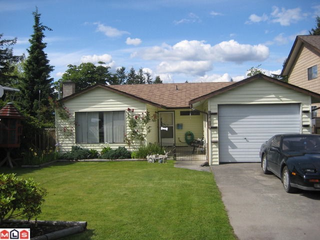 Photo 1: Photos: 11813 95A Avenue in Delta: Annieville House for sale (N. Delta)  : MLS(r) # F1015547