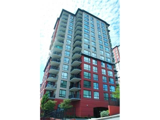 "Main Photo: 607 813 AGNES Street in New Westminster: Downtown NW Condo for sale in ""NEWS"" : MLS®# V842412"