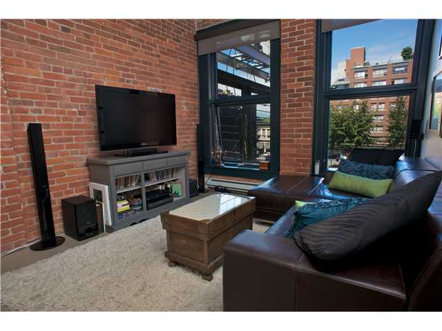 "Main Photo: 304 53 W HASTINGS Street in Vancouver: Downtown VW Condo for sale in ""PARIS BLOCK"" (Vancouver West)  : MLS®# V846312"