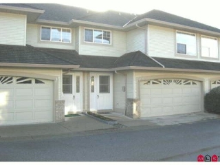 "Main Photo: 12 12165 75 Avenue in Surrey: West Newton Townhouse for sale in ""Strawberry Hills Estates"" : MLS(r) # F1026969"