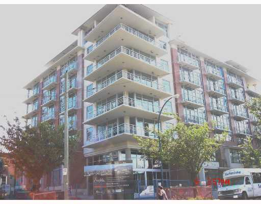 "Main Photo: 604 298 E 11TH Avenue in Vancouver: Mount Pleasant VE Condo for sale in ""SOPHIA"" (Vancouver East)  : MLS®# V722128"
