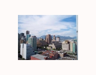 "Main Photo: 2509 928 BEATTY Street in Vancouver: Downtown VW Condo for sale in ""MAX ONE"" (Vancouver West)  : MLS®# V760379"