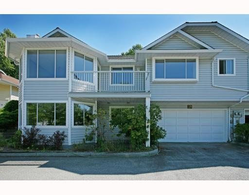 Main Photo: 19 22555 116 Avenue in Maple_Ridge: East Central Townhouse for sale (Maple Ridge)  : MLS® # V778315