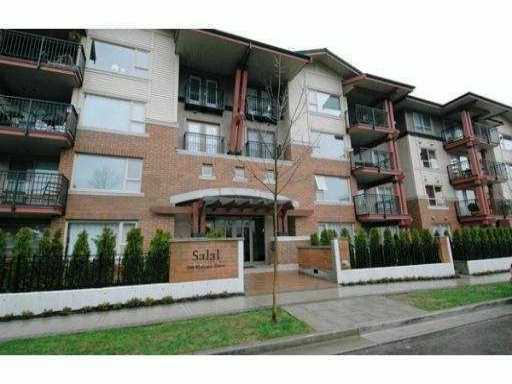 "Main Photo: 202 200 KLAHANIE Drive in Port Moody: Port Moody Centre Condo for sale in ""SALAL AT KLAHANIE"" : MLS® # V853904"
