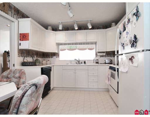 "Photo 2: 146 4001 OLD CLAYBURN Road in Abbotsford: Abbotsford East Townhouse for sale in ""CEDAR SPRINGS"" : MLS(r) # F2827073"