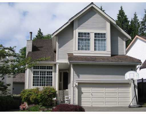 Main Photo: 1338 CIMARRON Drive in Coquitlam: Canyon Springs House for sale : MLS(r) # V768806