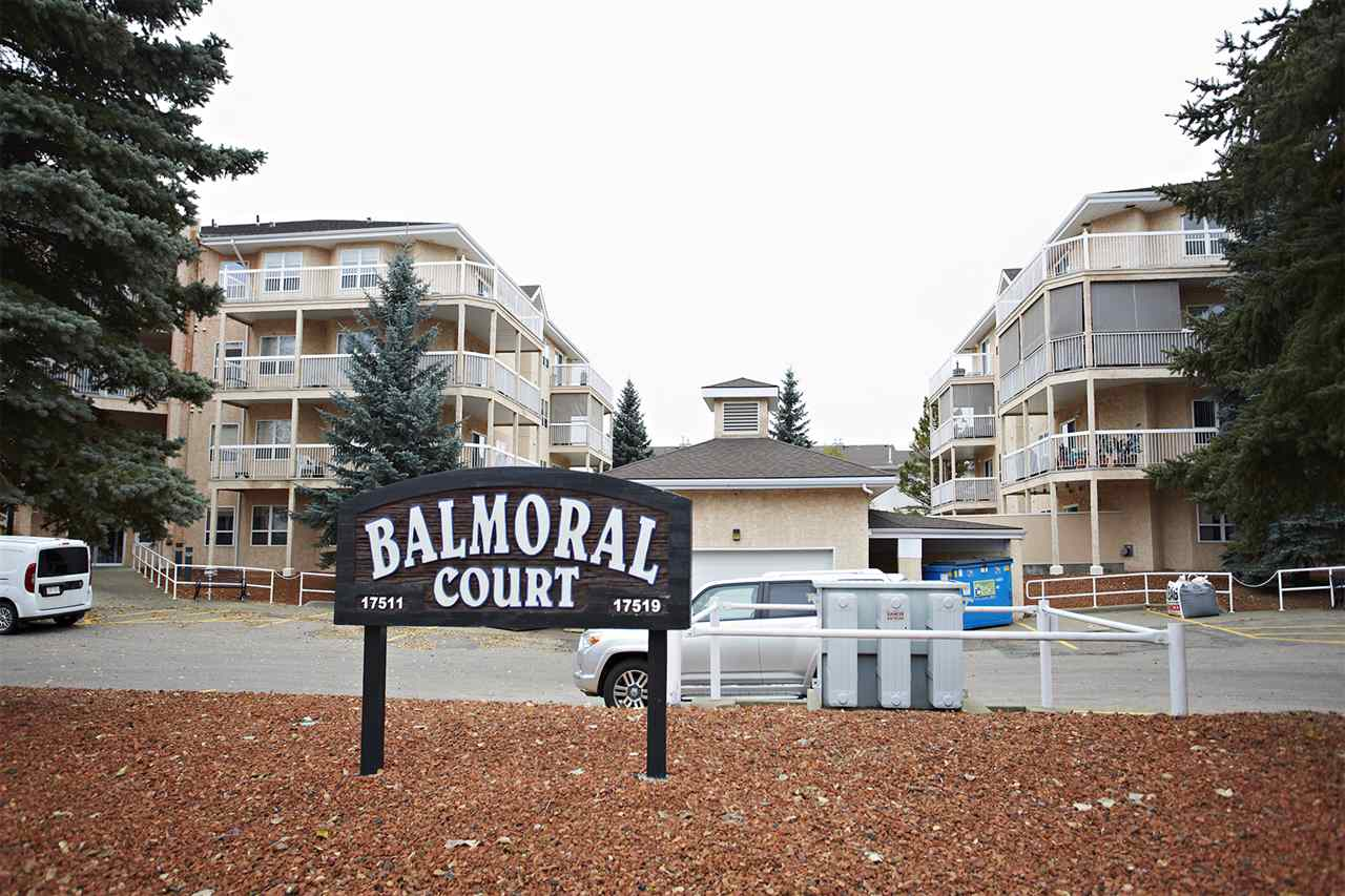 FEATURED LISTING: 107 - 17511 98A Avenue Edmonton