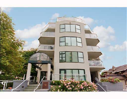 "Main Photo: 500 1410 BUTE Street in Vancouver: West End VW Condo for sale in ""II FARO"" (Vancouver West)  : MLS® # V788778"