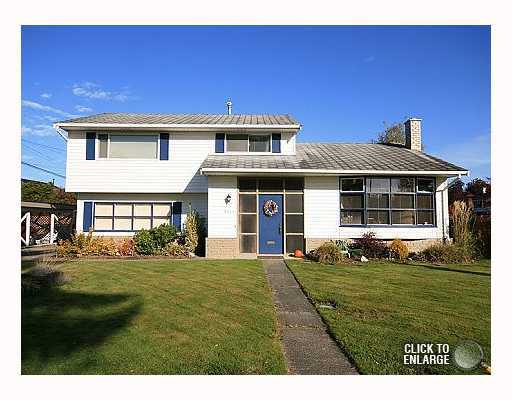 "Main Photo: 3311 ULLSMORE Avenue in Richmond: Seafair House for sale in ""THE MORES"" : MLS® # V812222"