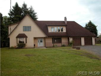 Main Photo: 683 Goldie Avenue in VICTORIA: La Thetis Heights Single Family Detached for sale (Langford)  : MLS® # 279333