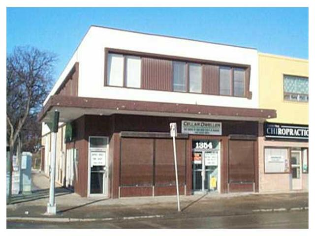 Main Photo: 1354 MAIN Street in WINNIPEG: North End Industrial / Commercial / Investment for sale (North West Winnipeg)  : MLS® # 2313214