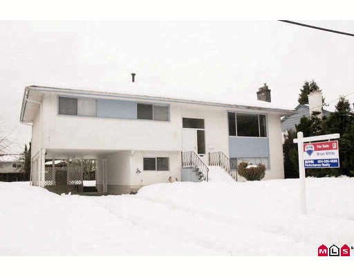 Main Photo: 8333 109B Street in Delta: Nordel House for sale (N. Delta)  : MLS® # F2833567
