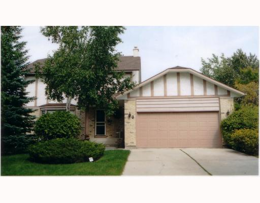 Main Photo:  in WINNIPEG: Fort Garry / Whyte Ridge / St Norbert Residential for sale (South Winnipeg)  : MLS(r) # 2903859