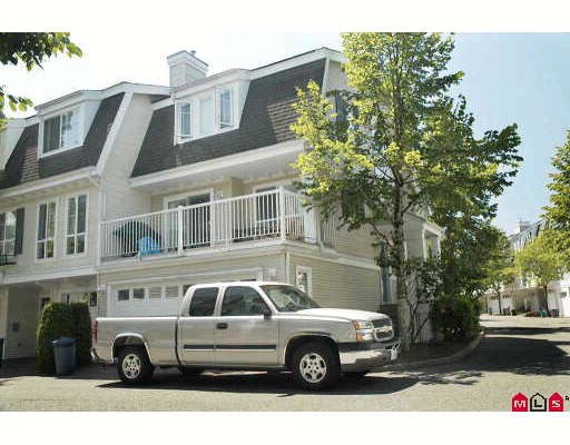 "Main Photo: 56 8930 WALNUT GROVE Drive in Langley: Walnut Grove Townhouse for sale in ""HIGHLAND RIDGE"" : MLS®# F2915551"