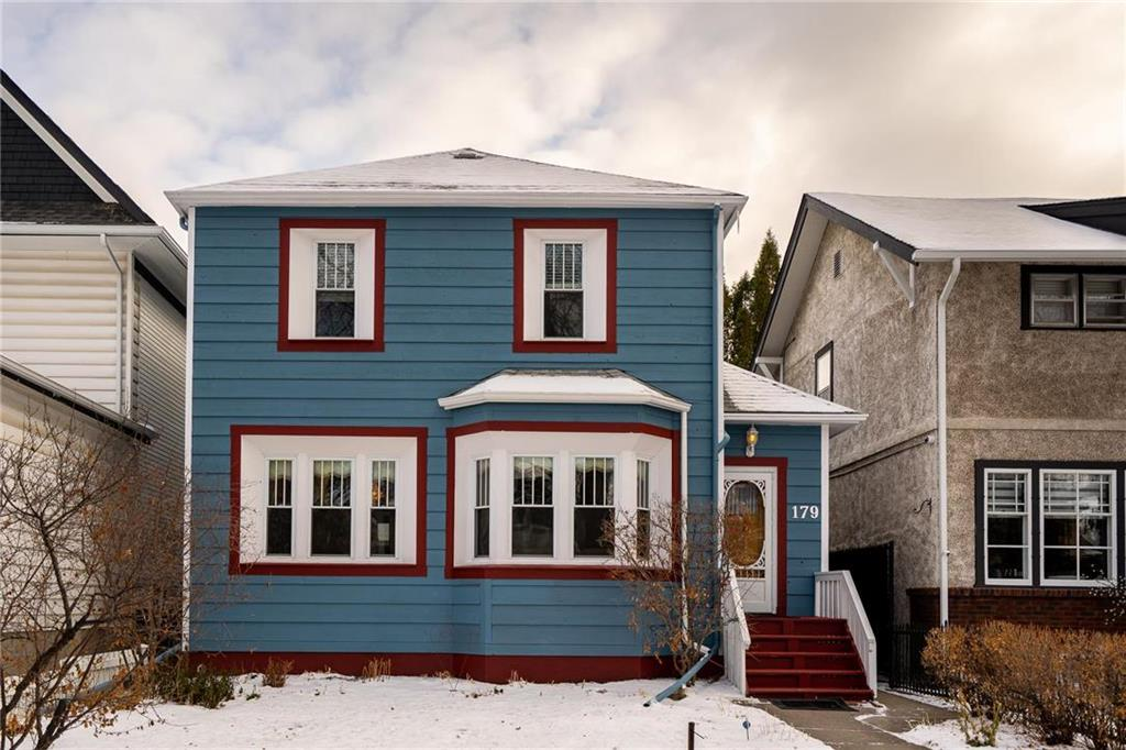 FEATURED LISTING: 179 Ethelbert Street Winnipeg