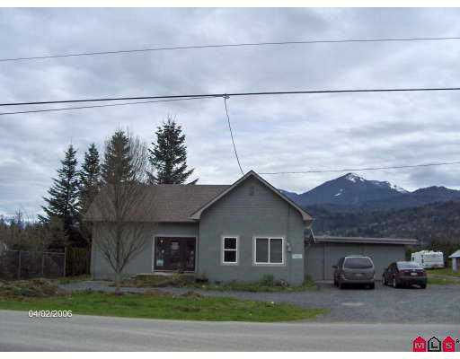 Main Photo: 6698 PREST RD in Chilliwack: East Chilliwack House for sale : MLS® # H2601245