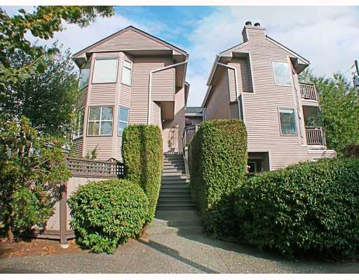 Main Photo: 8672 SW MARINE Drive in Vancouver: Marpole Townhouse for sale (Vancouver West)  : MLS® # V789020