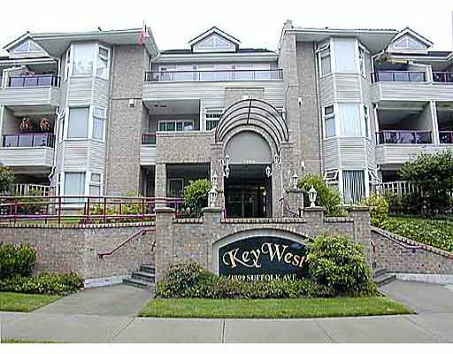 Main Photo: 312 1999 SUFFOLK AV in Port_Coquitlam: Glenwood PQ Condo for sale (Port Coquitlam)  : MLS® # V302620