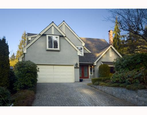 Main Photo: 5250 TIMBERFEILD Place in West_Vancouver: Upper Caulfeild House for sale (West Vancouver)  : MLS®# V754906