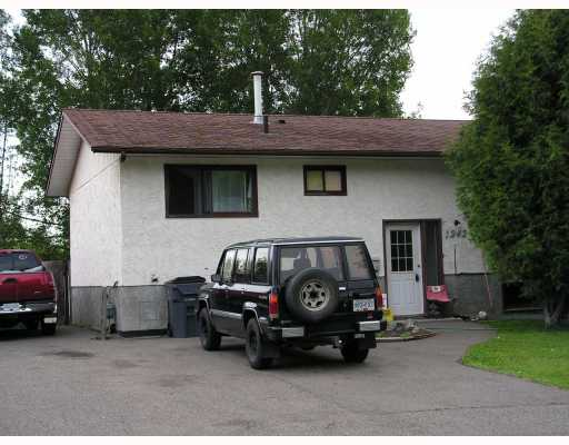 "Main Photo: 1242 ELKHORN in Prince George: Foothills House for sale in ""FOOTHILLS"" (PG City West (Zone 71))  : MLS(r) # N192771"