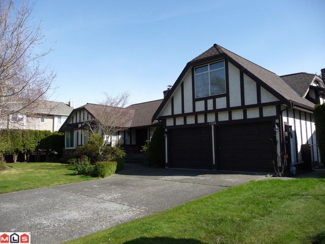 "Main Photo: 1784 140A Street in Surrey: Sunnyside Park Surrey House for sale in ""Ocean Bluff"" (South Surrey White Rock)  : MLS® # F1007415"