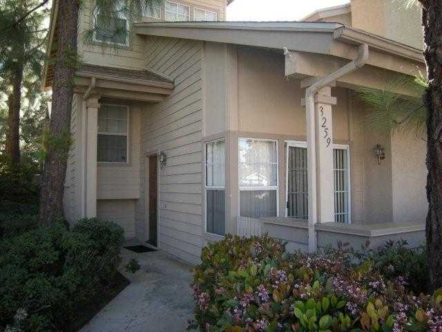 Main Photo: CLAIREMONT Townhome for sale : 3 bedrooms : 3259 Fox Run in San Diego