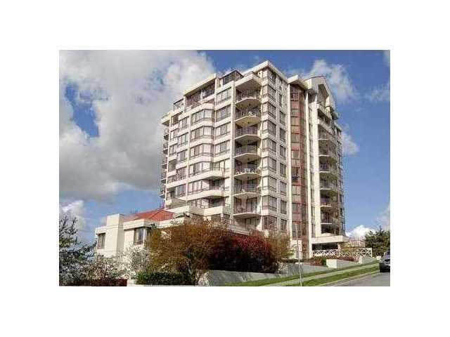 "Main Photo: 406 220 11TH Street in New Westminster: Uptown NW Condo for sale in ""QUEENS COVE"" : MLS® # V867967"