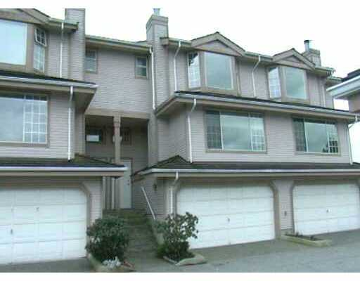 Main Photo: 111 1140 CASTLE CR in Port_Coquitlam: Citadel PQ Townhouse for sale (Port Coquitlam)  : MLS® # V390303