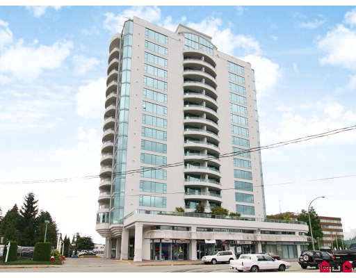 "Main Photo: 1502 32330 S FRASER Way in Abbotsford: Abbotsford West Condo for sale in ""TOWN CENTRE TOWER"" : MLS® # F2827418"