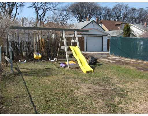 Photo 8: 990 GARFIELD Street North in WINNIPEG: West End / Wolseley Residential for sale (West Winnipeg)  : MLS(r) # 2905782