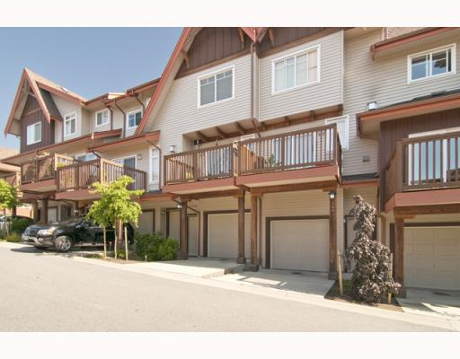 "Main Photo: 145 2000 PANORAMA Drive in Port_Moody: Heritage Woods PM Townhouse for sale in ""Mountains Edge"" (Port Moody)  : MLS®# V774233"