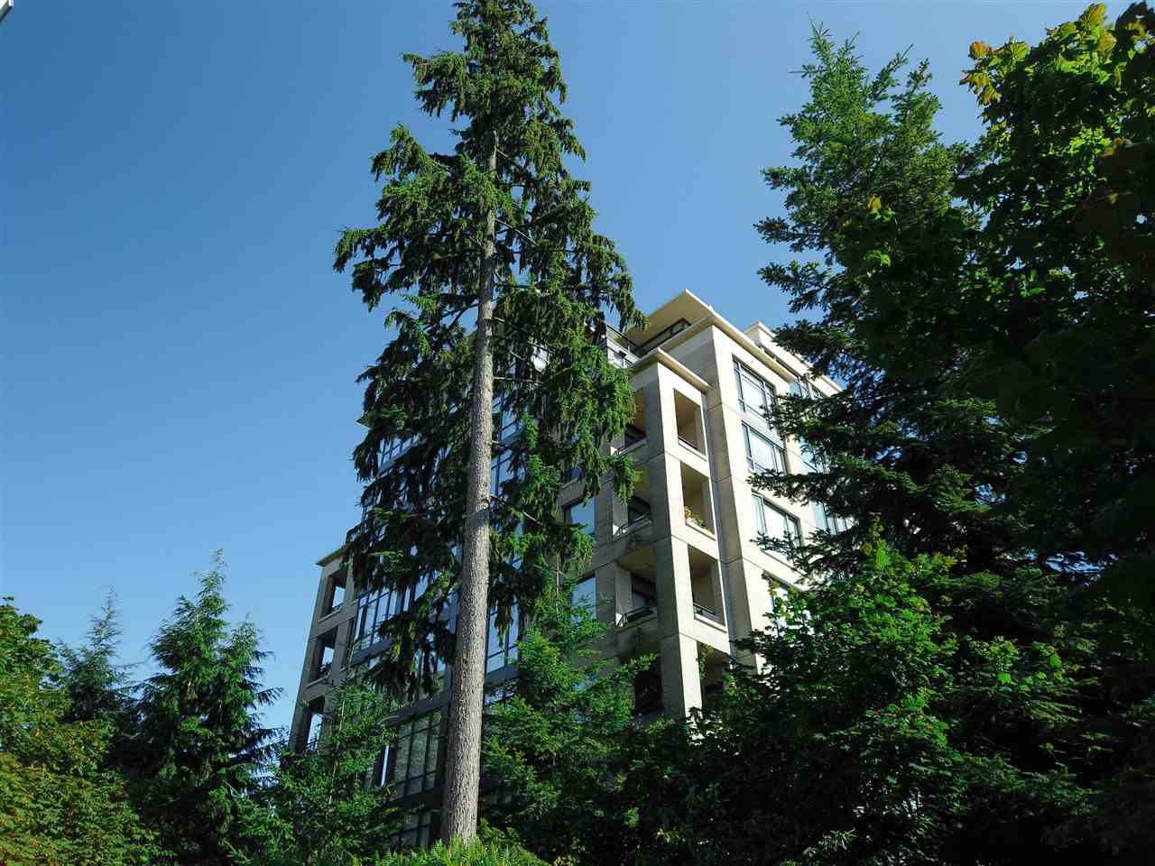 FEATURED LISTING: 700 - 9300 UNIVERSITY Crescent Burnaby