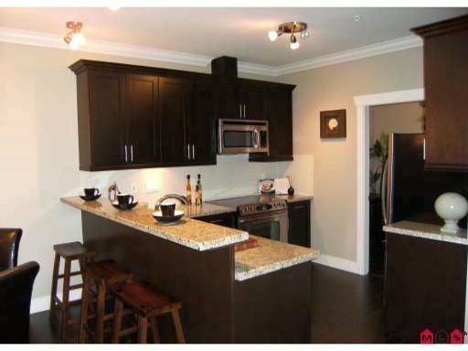 "Photo 4: 407 15368 17A Avenue in Surrey: King George Corridor Condo for sale in ""OCEAN WYNDE"" (South Surrey White Rock)  : MLS(r) # F1006339"