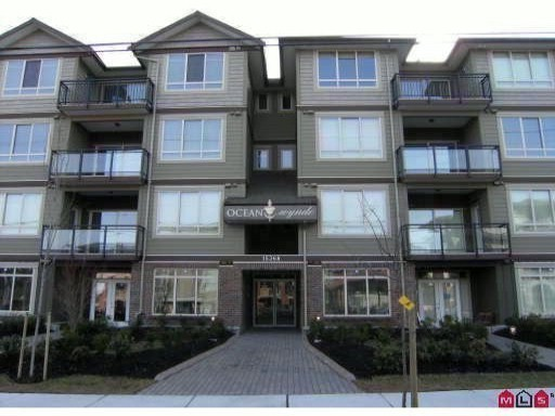 "Main Photo: 407 15368 17A Avenue in Surrey: King George Corridor Condo for sale in ""OCEAN WYNDE"" (South Surrey White Rock)  : MLS(r) # F1006339"