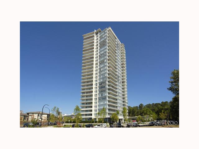 "Main Photo: 807 2289 YUKON Crescent in Burnaby: Brentwood Park Condo for sale in ""WATERCOLOURS"" (Burnaby North)  : MLS® # V814598"