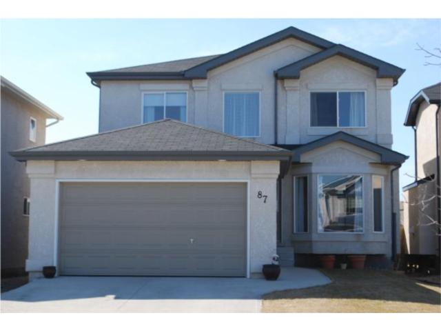 Main Photo: 87 William Gibson Bay in WINNIPEG: Transcona Residential for sale (North East Winnipeg)  : MLS(r) # 1006181