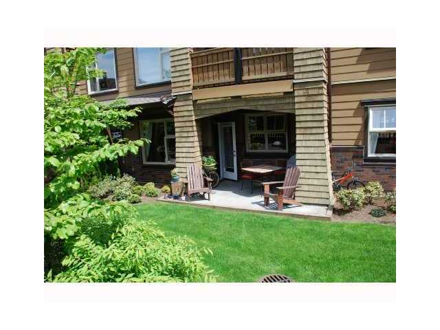 "Main Photo: 107 625 PARK Crescent in New Westminster: GlenBrooke North Condo for sale in ""WESTHAVEN"" : MLS® # V827362"