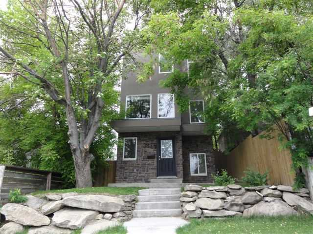 Main Photo: 3837 PARKHILL Street SW in CALGARY: Parkhill Stanley Prk House for sale (Calgary)  : MLS(r) # C3445784
