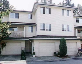 Main Photo: 165 1386 LINCOLN DR in Port_Coquitlam: Oxford Heights Townhouse for sale (Port Coquitlam)  : MLS®# V330022