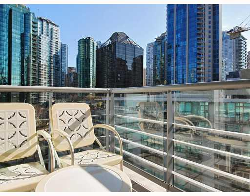 "Photo 6: 805 590 NICOLA Street in Vancouver: Coal Harbour Condo for sale in ""CASCINA"" (Vancouver West)  : MLS® # V758875"
