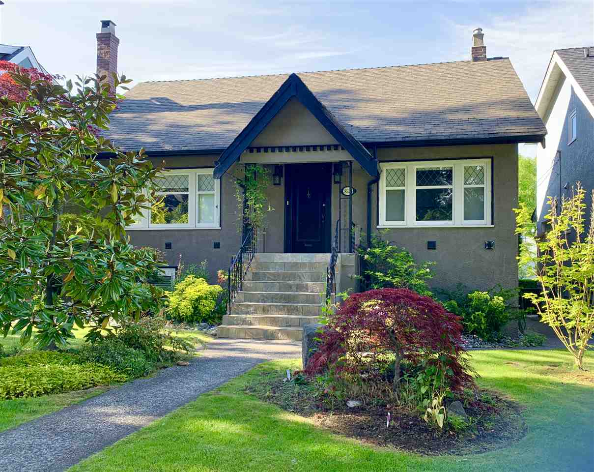 FEATURED LISTING: 3555 KING EDWARD Avenue West Vancouver