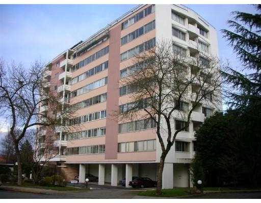 "Main Photo: 702 6026 TISDALL Street in Vancouver: Oakridge VW Condo for sale in ""OAKRIDGE TOWERS"" (Vancouver West)  : MLS® # V760155"